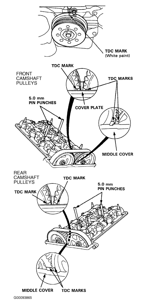 Acura 3.0L & 3.2L – NSX & NSX-T 17