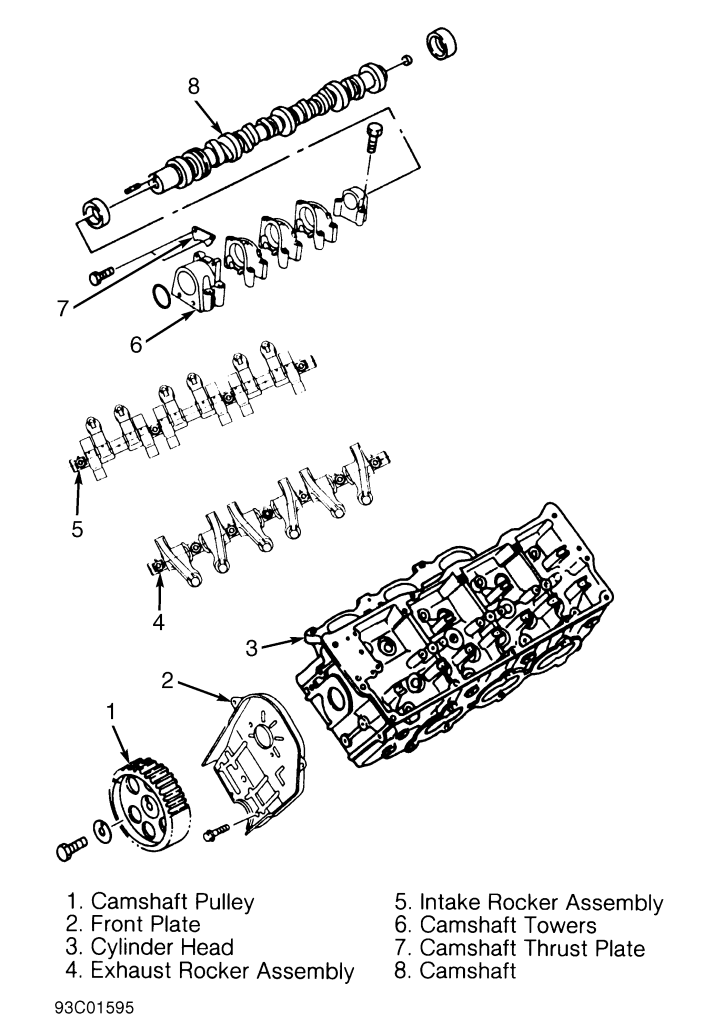 Acura 3.2L V6 – 1994-97 5