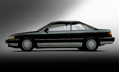 Acura Legend Coupe 1987