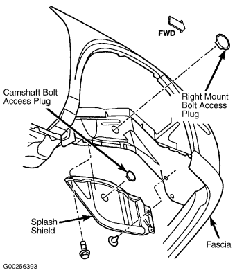 Chrysler 2.0L 4 Cylinder VINs C F 2000 04 06