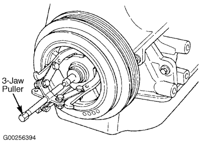 Chrysler 2.4L 4 Cylinder DOHC VIN 1 01