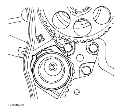 Daewoo 1.6L 4 Cylinder DOHC 07
