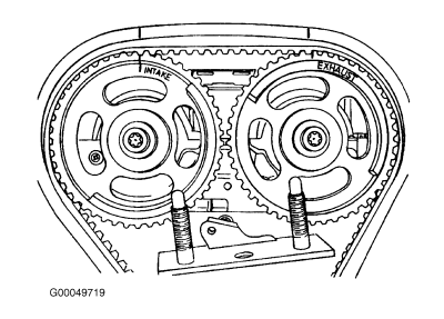 Daewoo 2.0L 4 Cilindros - DOHC (diagrama 4)