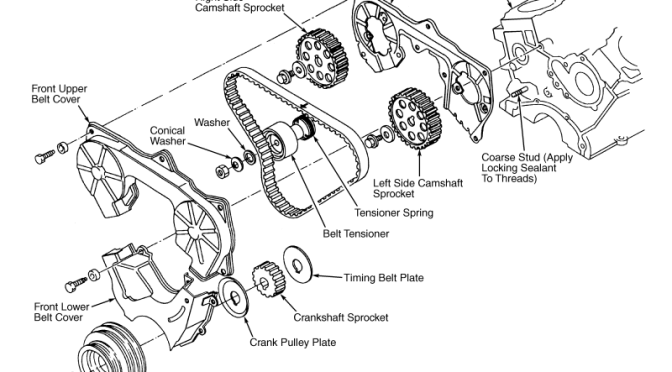 infiniti 3.0L V6 M30 01