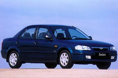 Mazda 323 Sedan 2002