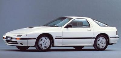 Mazda RX-7 Turbo 1988