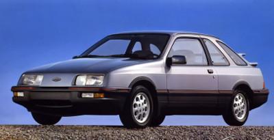 Merkur XR4Ti 1986