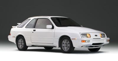 Merkur XR4Ti 1989