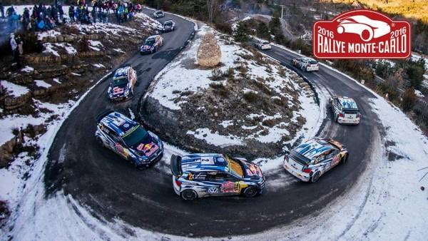 Rally Monte-Carlo 2016