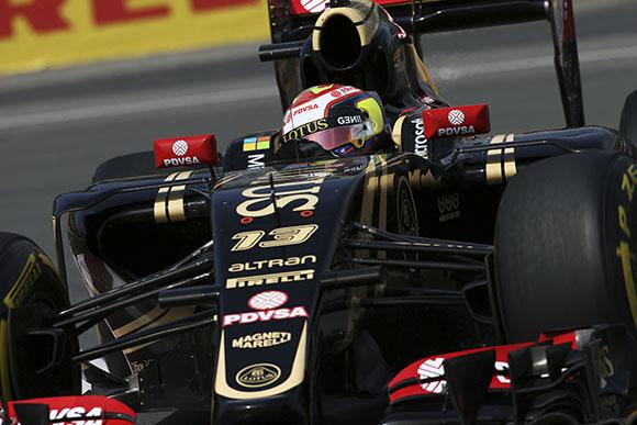 Pastor Maldonado - Formula 1
